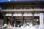長楽寺の仁王門
