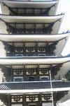 長楽寺の五重の塔