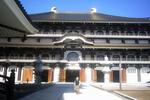 長楽寺の大仏殿