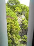 明石城櫓からの景色2