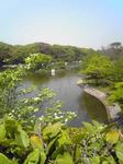 明石城の堀