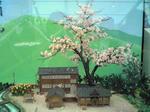 お菓子の和風家屋