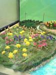 お菓子の和風庭園