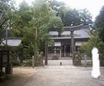 浦島神社鳥居