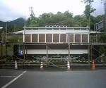 鉄道博物館・工事中の機関車