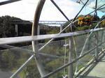 鳥取花回廊の回廊