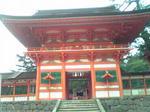 日御碕神社の山門