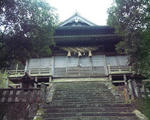 石見銀山遺跡の神社