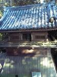 法華山一乗寺の鐘楼
