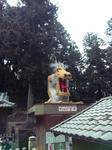 安志賀茂神社の辰像4