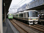 103系&221系@京都