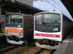 ケヨM1とケヨ3