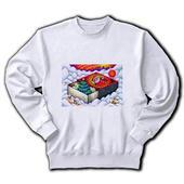 「クリスマス・イラスト」 T-シャツ・トレーナー各種