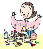 成人病・糖尿病・高カロリー食