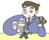 会社乗っ取り・会社買収・投資ファンド・事業買収
