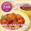 ニチレイ カロリーナビ240kcal 21食セット×2セット