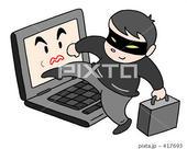ハッカー・クラッカー・コンピュータ不正アクセス、侵入