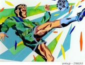 スポーツ - サッカー・サッカー選手