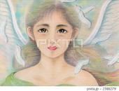 天使・羽根・羽・翼・ビーナス