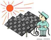 太陽光発電・ソーラーパネル・自然エネルギー
