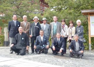 檀信徒研修旅行 於京都大徳寺