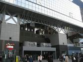 巨大ターミナル駅:京都
