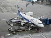 中部国際空港→福岡空港【ANA227便(A320)】
