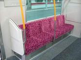 (新)5000系:優先席シート