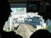 犬山遊園駅を通過