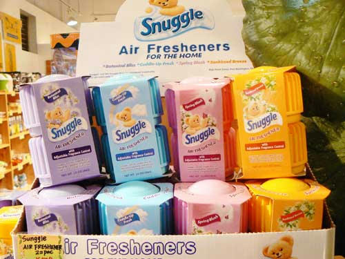 SNUGGLE AIR FRESHENER