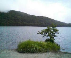画像:赤城山小沼