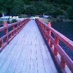 画像:赤城神社 桟橋