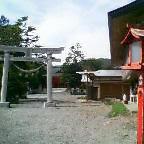 赤城神社 鳥居