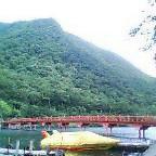 赤城神社桟橋