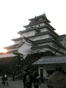 画像: 鶴ヶ城