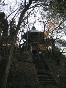 画像: 飯盛山 さざえ堂