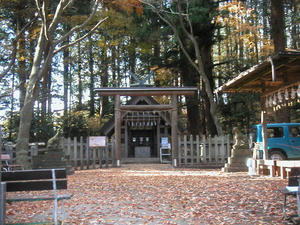 画像: 宝登山神社 奥宮