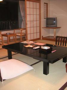 画像:鹿伏温泉 相川やまきホテル 部屋