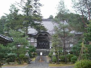 画像:総持寺 法堂
