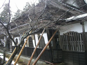 画像:総持寺 僧堂(坐禅堂)