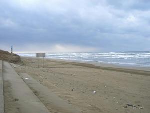 画像:千里浜なぎさドライブウェイ