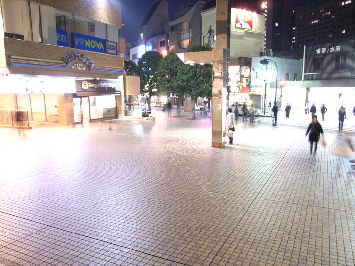 聖橋口の夜景_071124 RICOH:GR Digital