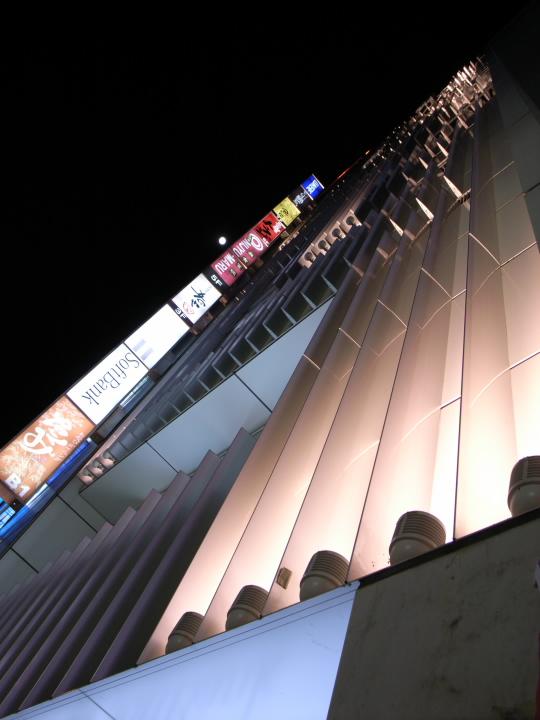 夜の池袋、西口劇場通り#5_071123 RICOH:GR Digital
