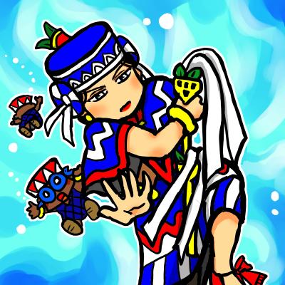 闘え塩女神