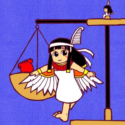 マアト女神