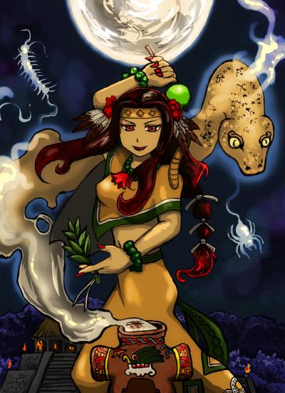 マリナルコの女神