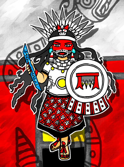 シワコアトル女神