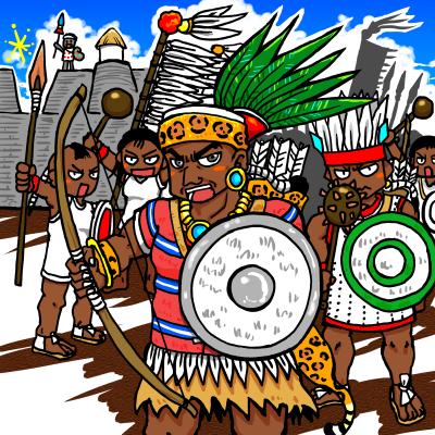 タラスコの戦士