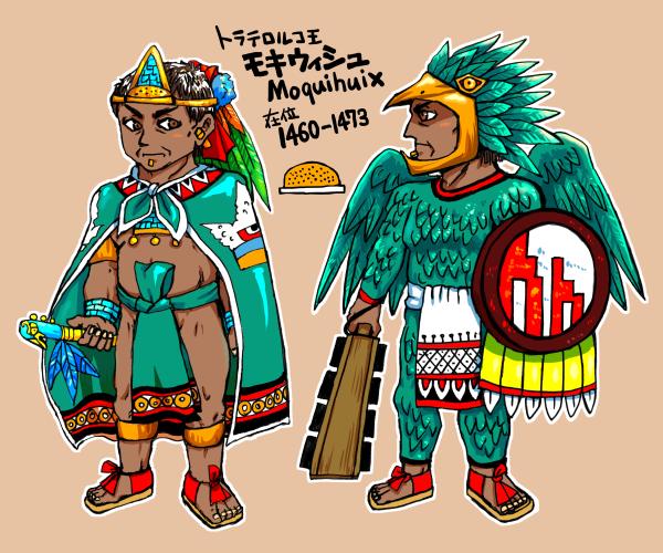 モキウィシュ王