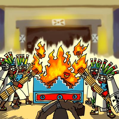 新しい火の祭り